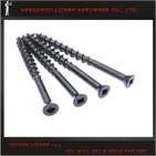 Square Flat Head DECK SCREWS With Nibs ,TYPE17